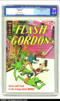 Silver Age (1956-1969):Science Fiction, Flash Gordon #1 Boston pedigree (King Features Syndicate, 1966) CGC NM 9.4 Off-white to white pages. Al Williamson Flash Gor...