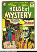 Silver Age (1956-1969):Mystery, House of Mystery Group (DC, 1956). The last pre-Silver Age issue(#54) and an early Silver Age issue (#57) of DC's long-runn...(Total: 2 Item)