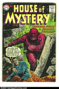 Silver Age (1956-1969):Mystery, House of Mystery Group (DC, 1956). Four Silver Age issues, #98,#102, #103, and #114 make up this group, all in VG-. Dick Di...(Total: 4 Item)