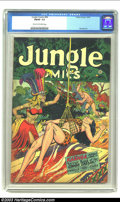 Golden Age (1938-1955):Adventure, Jungle Comics #94 (Fiction House, 1947) CGC FN/VF 7.0 Cream to off-white pages. Overstreet 2002 FN 6.0 value = $57; VF 8.0 v...