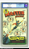 Golden Age (1938-1955):Superhero, Master Comics #83 Okajima pedigree (Fawcett, 1947) CGC VF/NM 9.0 Off-white pages. Includes Certificate of Provenance. Overst...