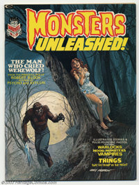 Monsters Unleashed lot of #1-6 complete (Marvel, 1973) Condition: averages VF/NM. Beautiful high-grade set of magazines...