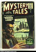 Golden Age (1938-1955):Horror, Mystery Tales Group (Atlas, 1956). Two issues, #40 in VG, #41 inGD, make up this group. Art by Everett, Ditko, Drucker, and...(Total: 2 Item)
