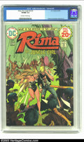 Bronze Age (1970-1979):Miscellaneous, Rima the Jungle Girl #3 (DC, 1974) CGC VF/NM 9.0 Off-white to whitepages. Origin Rima, Part 3. Kubert cover, with Redondo a...