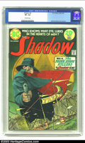 Bronze Age (1970-1979):Miscellaneous, The Shadow #2 (DC, 1974) CGC VF+ 8.5 Off-white pages. MichaelKaluta cover and art. Overstreet 2002 VF 8.0 value = $11; NM 9...
