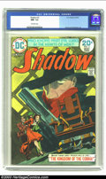 Bronze Age (1970-1979):Miscellaneous, The Shadow #3 (DC, 1974) CGC NM- 9.2 Off-white pages. Kaluta coverwith Kaluta/Wrightson art. Overstreet 2002 NM 9.4 value =...