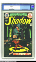 Bronze Age (1970-1979):Miscellaneous, The Shadow #6 (DC, 1974) CGC NM- 9.2 Off-white pages. MichaelKaluta cover and art. Overstreet 2002 NM 9.4 value = $14.Fr...