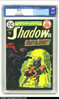 Bronze Age (1970-1979):Miscellaneous, The Shadow #8 (DC, 1974) CGC NM- 9.2 Off-white to white pages.Frank Robbins cover and art. Overstreet 2002 NM 9.4 value = $...