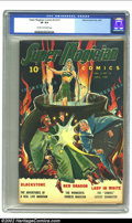 Golden Age (1938-1955):Superhero, Super-Magician Comics Vol. 3 #12 (Street & Smith, 1945) CGC VF 8.0 Cream to off-white pages. Great Golden Age book that is t...
