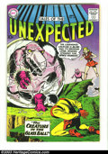 Golden Age (1938-1955):Science Fiction, Tales of the Unexpected #53 (DC, 1960) Condition: VG+. Nick Cardy,Jim Mooney, and Bob Brown art. Overstreet 2002 GD 2.0 val...