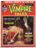 Bronze Age (1970-1979):Horror, Vampire Tales LOT of #1-5 complete (Curtis, 1973) Condition: VF/NM.Beautiful, high-grade set of magazines. Overstreet 2002 ... (Total:5 Comic Books Item)