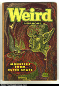Golden Age (1938-1955):Horror, Weird Horrors #6 & #7 (St. John, 1952) Condition = GD. Scarcepre-code horror books with classic Ekren covers. These books a...(Total: 2 Comic Books Item)