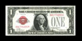 Fr. 1500 $1 1928 Legal Tender Note. Gem Crisp Uncirculated. Crackling fresh, fully embossed, and exceptionally well cent...