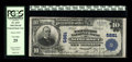 National Bank Notes:Kentucky, Somerset, KY - $10 1902 Plain Back Fr. 633 The Farmers NB Ch. #5881. The census from here currently records 17 large si...