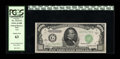 Small Size:Federal Reserve Notes, Fr. 2212-G $1000 1934A Mule Federal Reserve Note. PCGS Choice New 63.. This is a boldly colored example which is just a wide...