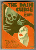 Books:General, Dashiell Hammett: The Dain Curse (Grosset & Dunlap, 1931)Condition: Good....