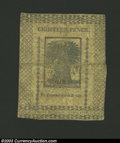 Colonial Notes:Delaware, January 1, 1776, 18d, Delaware, DE-74, VF. Another solid VF ...
