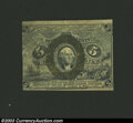 Fractional Currency:Second Issue, Second Issue 5c, Fr-1232, VF. This second issue note is ...