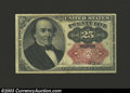 Fractional Currency:Fifth Issue, Fifth Issue 25c, Fr-1309, VF-XF. This is a very solid example ...