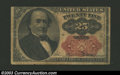Fractional Currency:Fifth Issue, Fifth Issue 25c, Fr-1309, Fine. ...