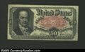 Fractional Currency:Fifth Issue, Fifth Issue 50c, Fr-1381, VF-XF. This Crawford note is well ...