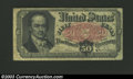 Fractional Currency:Fifth Issue, Fifth Issue 50c, Fr-1381, Fine-VF. This Crawford note is well ...