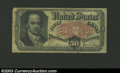 Fractional Currency:Fifth Issue, Fifth Issue 50c, Fr-1381, Fine. This Crawford note has ...