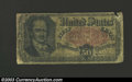Fractional Currency:Fifth Issue, Fifth Issue 50c, Fr-1381, Good-VG....