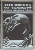 Books:First Editions, Frank Belknap Long. The Hounds of Tindalos. Sauk City:Arkham House, 1946.. ...