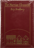 Books:Signed Editions, Ray Bradbury. The Martian Chronicles. Norwalk, Connecticut: The Easton Press, 1989....