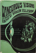 Books:Signed Editions, Harlan Ellison, editor. Dangerous Visions. Garden City: Doubleday & Company, Inc., 1967.. ...