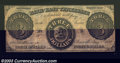 Obsoletes By State:Tennessee, 1855 $3 Bank of East Tennessee, Chattanooga, TN, G120, Fine-VF....