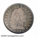 Early Half Dimes: , 1795 H10C VF20 NGC. V-2a, LM-3, R.5. Not only is this ...