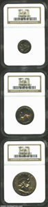 Proof Roosevelt Dimes: , 1951 10C Dime PR67 NGC, the NU in UNUM is faint, as made ...