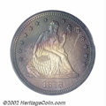 Proof Seated Quarters: , 1878 25C PR66 PCGS. Briggs 4-D. This is one of the most ...