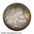 Barber Quarters: , 1906-O 25C MS67 PCGS. The 1906-O is not the rarest O-mint ...