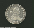 Early Half Dollars: , 1806/5 50C VF35 Cleaned Uncertified. O-102, R.2. Both ...