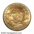 Commemorative Gold: , 1916 G$1 McKinley MS66 PCGS. Fulsome mint luster shimmers ...