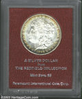 Additional Certified Coins: , 1892-CC $1 Morgan Dollar MS65 Paramount (MS61). Ex: ...