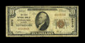 Andalusia, AL - $10 1929 Ty. 1 The First NB Ch. # 5970 This bank is even harder to find in small than large, with a sca...