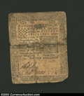 Colonial Notes:Pennsylvania, May 1, 1760, 15s, Plate A, Pennsylvania, PA-111, VF. This is ...
