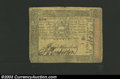 Colonial Notes:Pennsylvania, October 1, 1773, 18d, Pennsylvania, PA-163, Fine. This is an ...