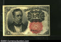 Fractional Currency:Fifth Issue, Fifth Issue 10c, Fr-1266, VF. Short key variety. This note ...