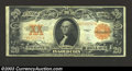 Large Size:Gold Certificates, 1922 $20 Gold Certificate, Fr-1187, VF-XF....