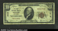 National Bank Notes:Colorado, Denver, CO - $10 1929 Ty. 1 First National Bank of ...