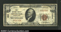 National Bank Notes:Pennsylvania, Pittsburgh, PA - $10 1929 Ty. 1 FNB at Pittsburgh Ch. #...