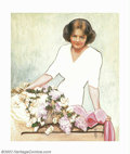 Original Illustration Art:Mainstream Illustration, Grace Gebbie Drayton (1875-1936) Original Magazine Cover Art(1910-1915). G. G. Drayton was the author and illustrator of nu...