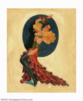 Original Illustration Art:Mainstream Illustration, Peter Driben (1903-1968) Original Pulp Magazine Cover (1925-1933).A beautiful oil on canvas pulp cover painting by Peter Dr...(Total: 2 items Item)