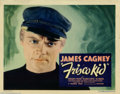 "Movie Posters:Comedy, The Frisco Kid (Warner Brothers, 1935). Title Lobby Card (11"" X14""). This is an early James Cagney vehicle in which he play..."