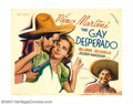 "Movie Posters:Comedy, Ida Lupino Half Sheet Lot . Two Half Sheets (22"" X 28""). GayDesperado (United Artists, 1936) Fine/Very Fine, Fight For Your..."